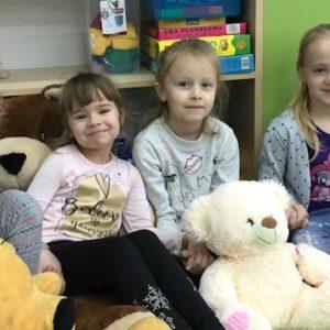 Zaproszenie dzieci przedszkolnych na spotkanie