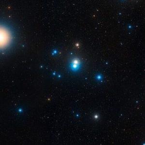 Obserwacja zakrycia Aldebarana przez Księżyc