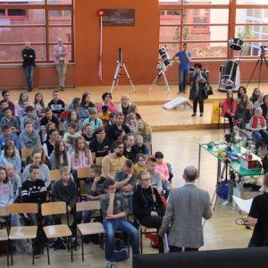 Piknik edukacyjno-naukowy w Kobylej Górze