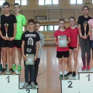 Drużynowe mistrzostwa w badmintonie