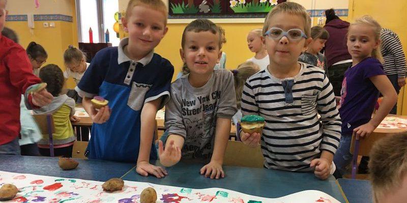 Dzień Przedszkolaka i Święto Ziemniaka