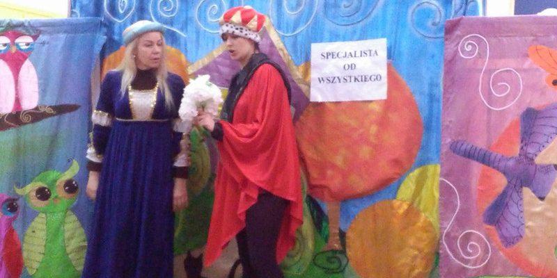Perypetie Księżniczki Karolinki