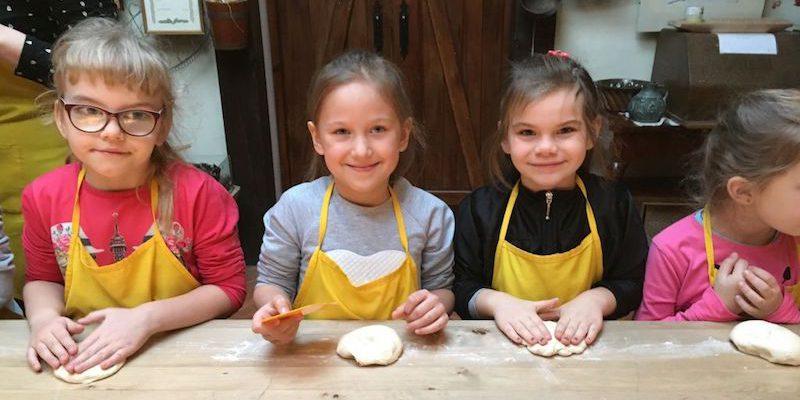 Wycieczka do piekarni w Pleszewie