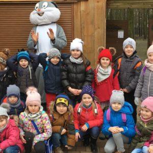 Wycieczka przedszkolaków do krainy czarów