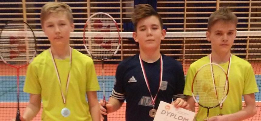 Finał Rejonu Kaliskiego w Drużynowym Badmintonie