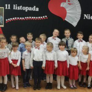 Obchody 100-lecia niepodległości wGrębowie