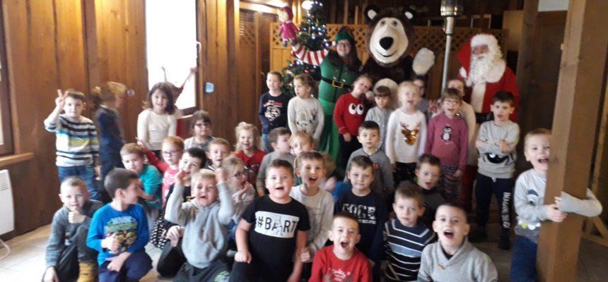 Wycieczka do Rezydencji Świętego Mikołaja
