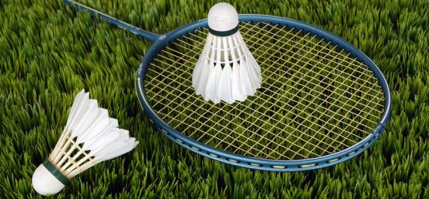Drużynowy finał rejonu w badmintonie w kategorii chłopców