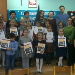 XVII Konkurs Recytatorski w Dzielicach