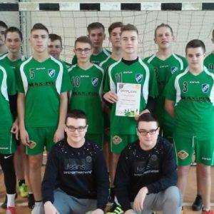 Mistrzostwa powiatu w piłce ręcznej – igrzyska młodzieży