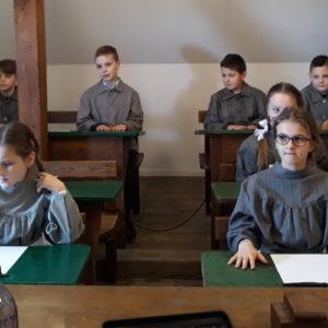 Lekcja historii w Dzielicach