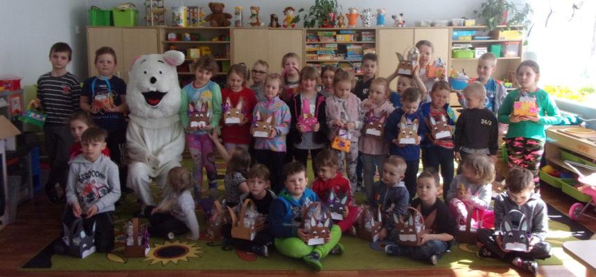 Wielkanocny Zajączek w Dzielicach