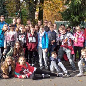 Wycieczka klas VII do Wrocławia