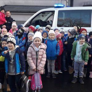 Wycieczka przedszkolaków do Krotoszyna