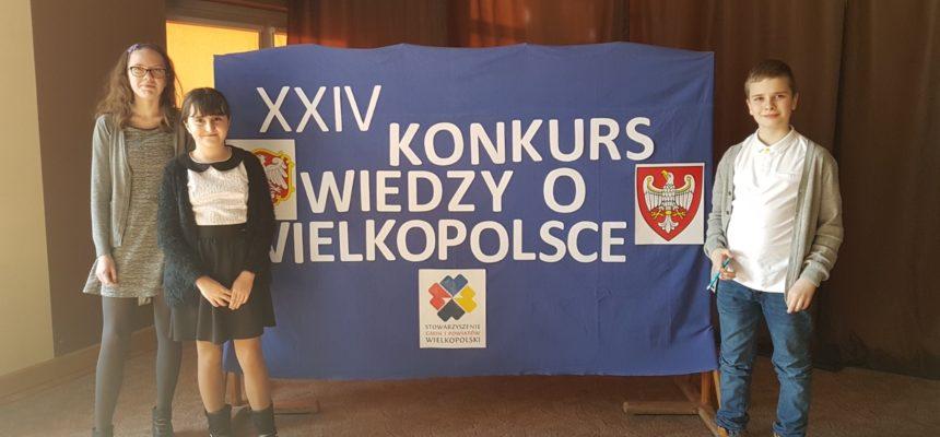 XXIV Konkurs Wiedzy o Wielkopolsce