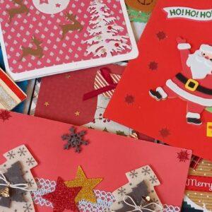 Kartki świąteczne dla seniorów