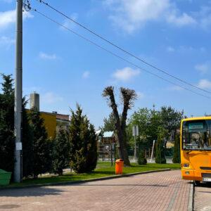 Kursy  autobusu szkolnego w maju (4-14.05.2021)