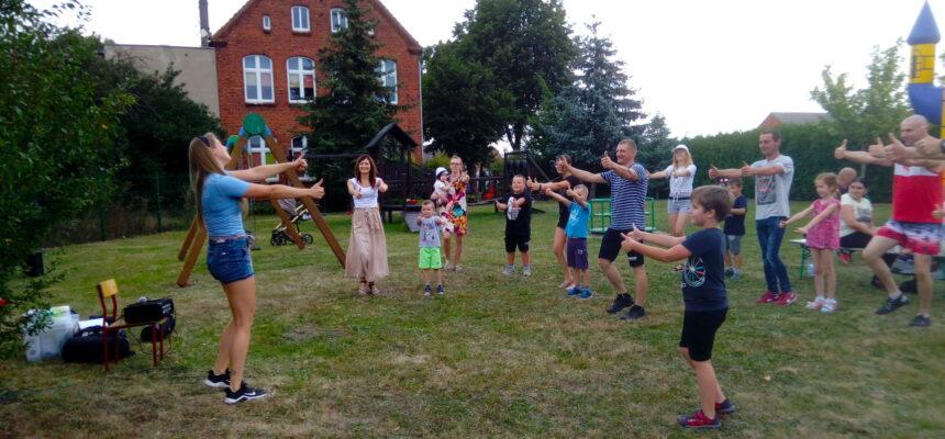 Festyn Rodzinny w Dąbrowie