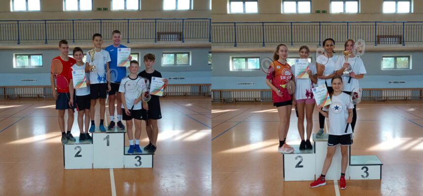 Drużynowe mistrzostwa powiatu w badmintonie w ramach  Igrzysk Młodzieży Szkolnej