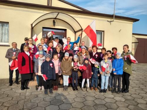 Dzielice świętowały 100 - rocznicę