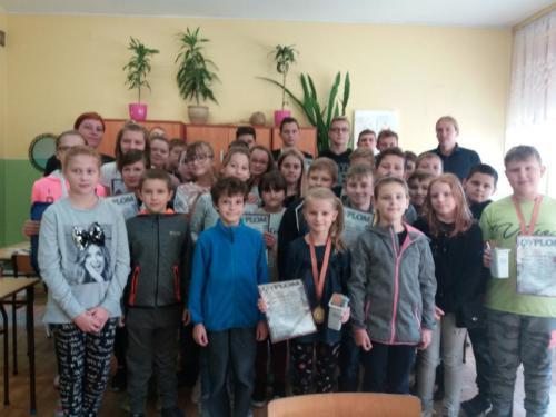 Mistrzostwa gminy w szachach i warcabach